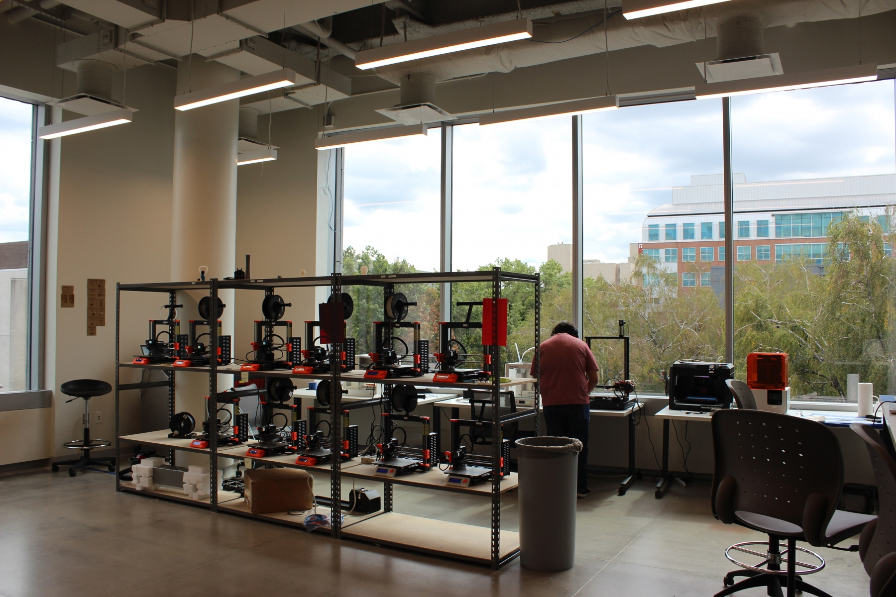 Makerspace at Temple University